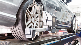 FREE Alignment Check & Undercarriage Inspection with Precision, State-of-the-Art Alignment Equipment