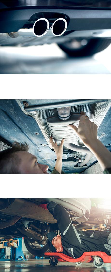 Exhaust Repair Service